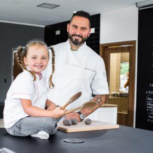 kurz vareni pro deti